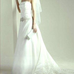 NWT Oleg Cassini gown